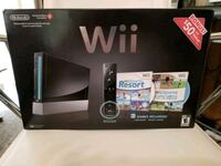 Wii console with accessories Madison, 35757