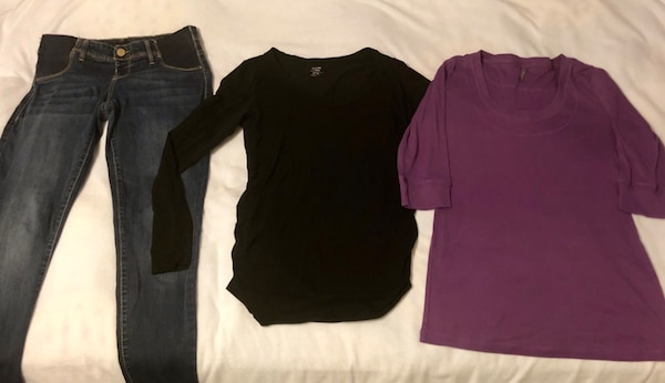 Maternity & Nursing Clothing Lot 7a5ab615-1dae-4a63-85d3-cd2dd8c1af15