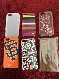 iPhones 8 cell cases San Francisco, 94112