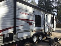 "2014 29"" star craft autumn ridge travel trailer"