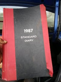 1987 Standard Diary Maumelle, 72113