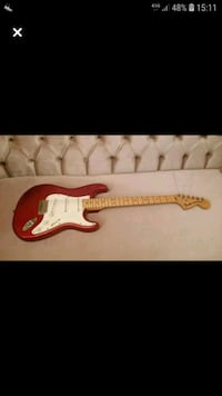 American Special Stratocaster Barbaros, 34662