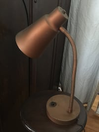 1970's Office/Newsroom Desk Industrial Lamp San Francisco, 94132