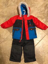 Brand New-Kids Snowsuit, size:2T Calgary, T2A 4H7