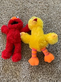 Elmo and Big Bird Murfreesboro, 37127