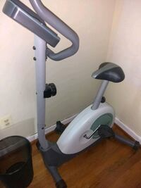 white and gray stationary bike Richmond, 23231