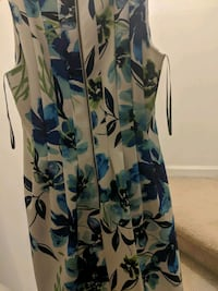 Vince Camuto Floral Dress (Women's 14) OBO Tysons, 22182