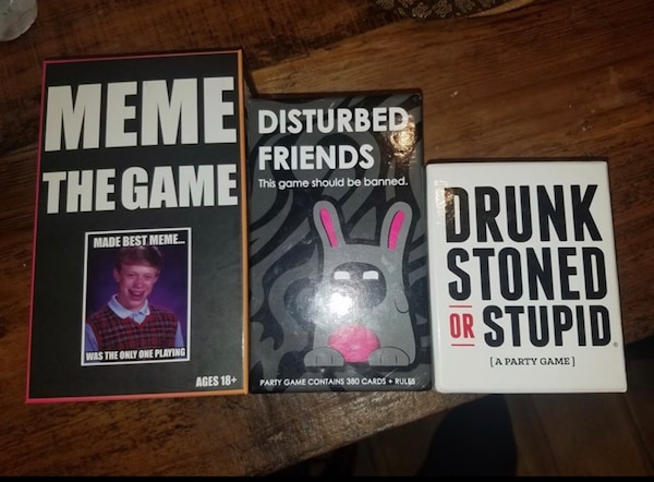 Adult Party games!