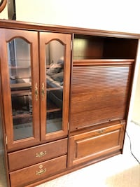 Traditional style entertainment center Baltimore, 21236