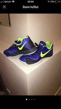Size 13 Nike Hyperfuse Shoes Men's Low Tops Valparaiso, 46385