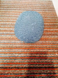 Small little hand made round mat Milton, L9T 7E3