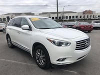 Infiniti - JX 35 - 2013 only $ 2500 Down Payment Nashville