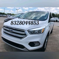 Ford escape con $2000 down payment  Houston, 77076