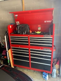 Toolbox with tools  Clinton, 20735
