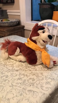1995 disney balto plush collecters item Vienna, 22180