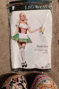 Beer maid / German girl costume Anchorage, 99517