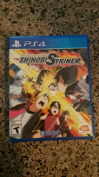PS4 Naruto to Boruto Shinobi Striker Richmond, V6Y 1S6