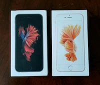 Iphone 6s 128gb and 64gb and 32gb  Toronto, M5B 2H4