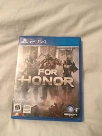 Sony PS4 For Honor case Calgary, T3J 0A4