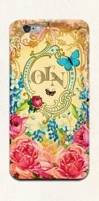 Monogrammed phone cases Vaughan, L4L 1A6
