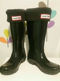 Kids Size 1 Hunter Boots