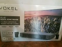 VOKEL MEDIA LABS VK-42 HOME THEATER NO TV INCLUDED Cathedral City, 92234