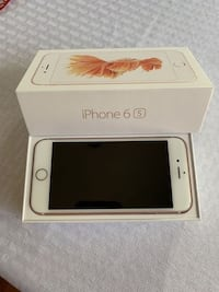Unlocked iPhone 6s 16gb •accessories included• Richmond, V6Y