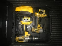Dewalt 18 V combo kit in great condition  Vaughan, L6A 3Y3