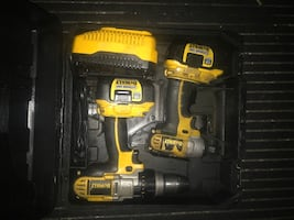 Dewalt 18 V combo kit in great condition
