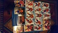 Montreal Canadians Hockey Cards.