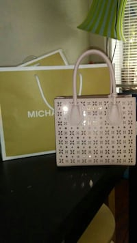beige Michael Kors leather tote bag Hollywood, 33020