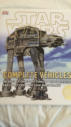 Complete Star Wars Vehicles
