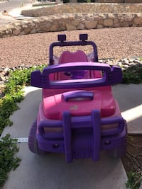 Power wheels ages 2-5