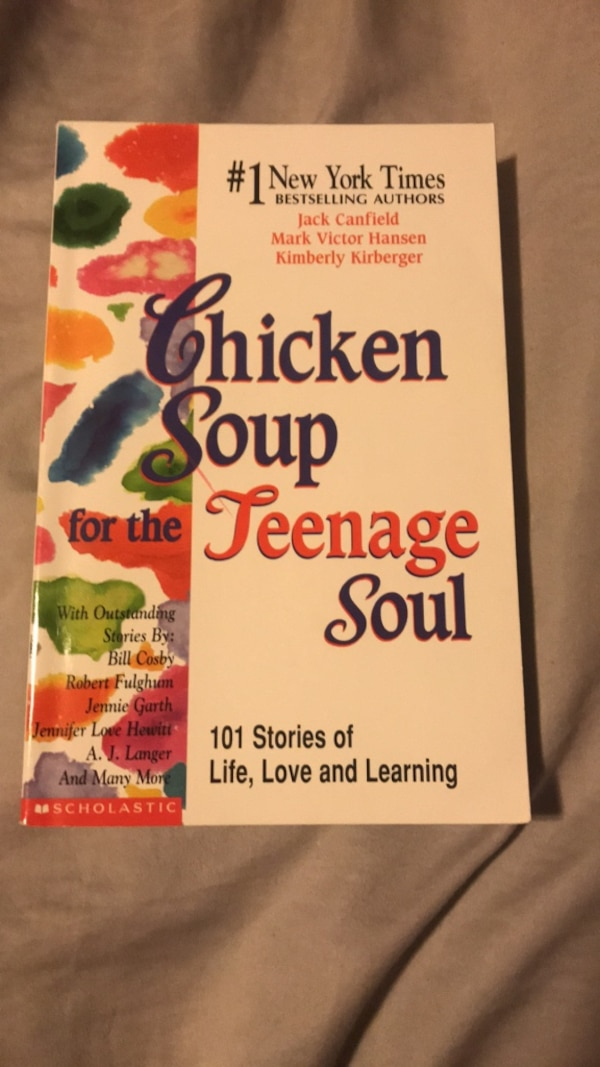 Chicken Soup for the Teenage Soul(book)