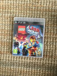 PS3 LEGO MOVİE VİDEOGAME