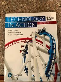 Technology in Action Textbook