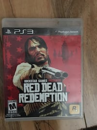 Red Dead Redemption PS3 Manassas, 20110