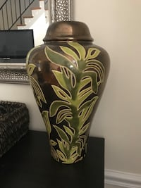 Olive bronze vase for home decor Washington, 20001