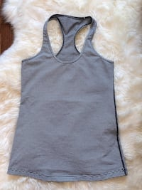 Lululemon tank (navy and white) Markham, L3P