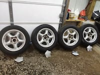 95 mustang gt wheels and tires  Hagerstown, 21740