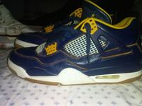 Jordan 4 dunk from above Stamping Ground, 40379