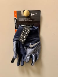 Nike running gloves Oslo, 0474
