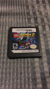 Nintendo DS LEGO Batman 2 DC super heroes game cartridge Ellenwood, 30294