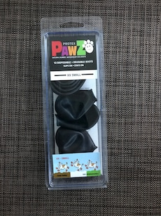 Protex Pawz pet disposable reusable dog boots