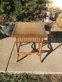 brown wooden table with chair Westminster, 80020