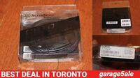 (New) Silverstone Sleeved Slim-SATA to SATA Adapter Cable TORONTO