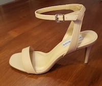 Steve Madden - Faith Heels in Natural/Nude CHICAGO