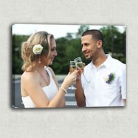 Wedding Canvas prints!! any image Ottawa