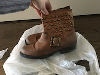 Aldo brown boots size 7.5