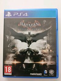 Batman arkham knight ps4 oyunu Ankara
